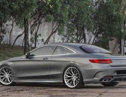 Mercedes Benz S 63 Amg Coupe Sff1